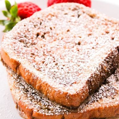 Brioche French Toast—No Syrup Required
