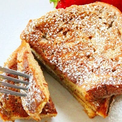 Brioche French Toast—No Syrup Required!