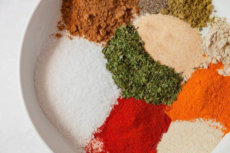 Homemade Sazón Seasoning Recipe
