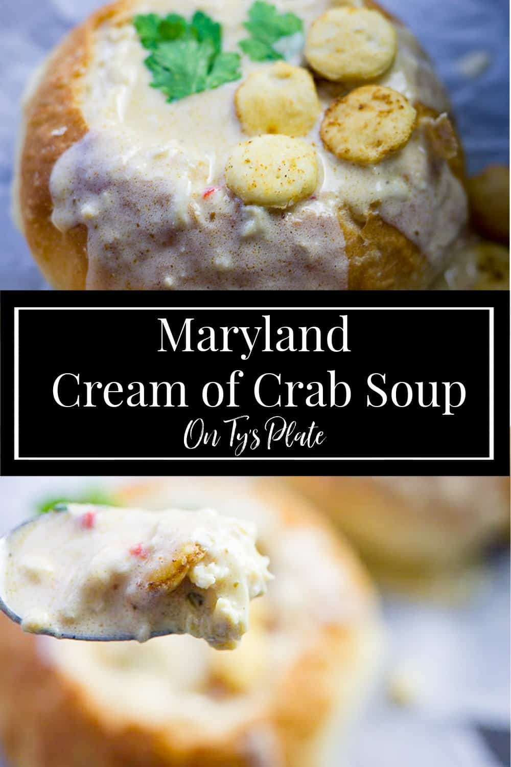 Maryland Cream of Crab Soup