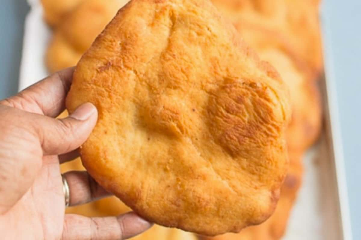 Frybread flat bread