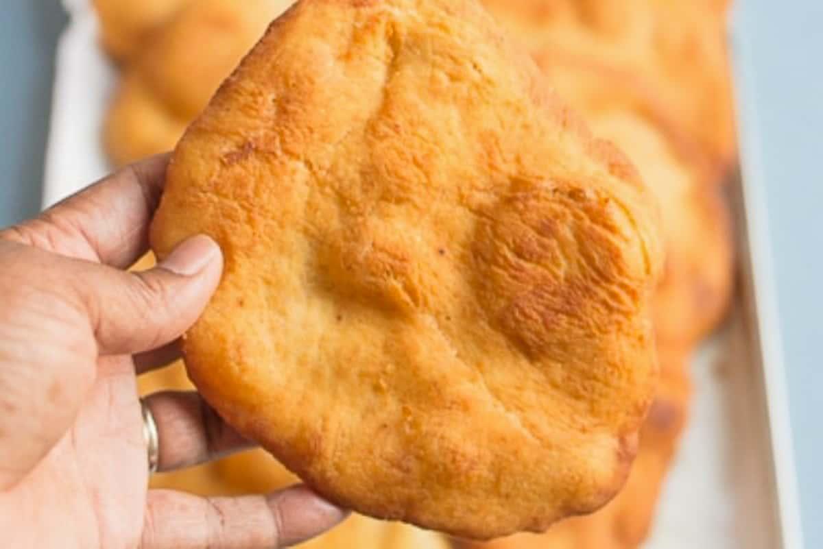 Frybread flat bread
