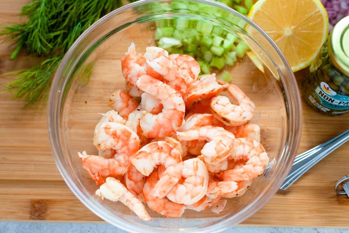 maryland shrimp in a bowl