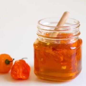 habanero infused honey