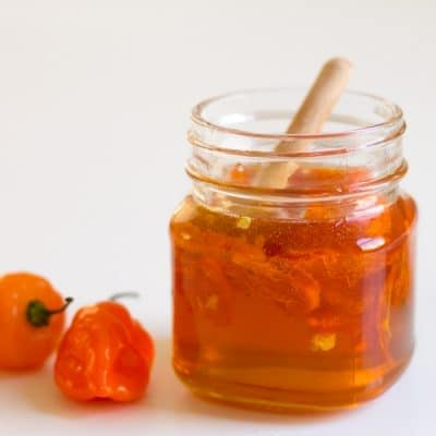 Habanero Infused Honey
