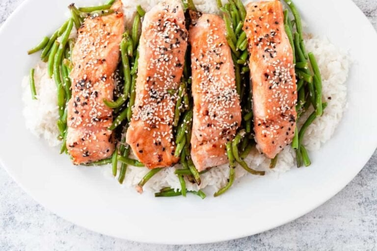 Foil Packet Salmon