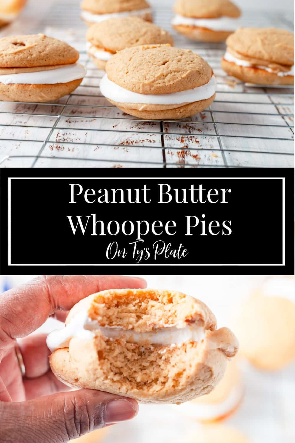 Peanut Butter Whoopee Pies