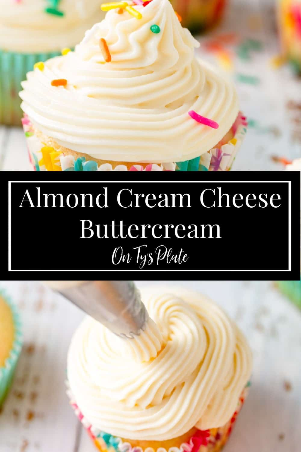Almond Cream Cheese Buttercream
