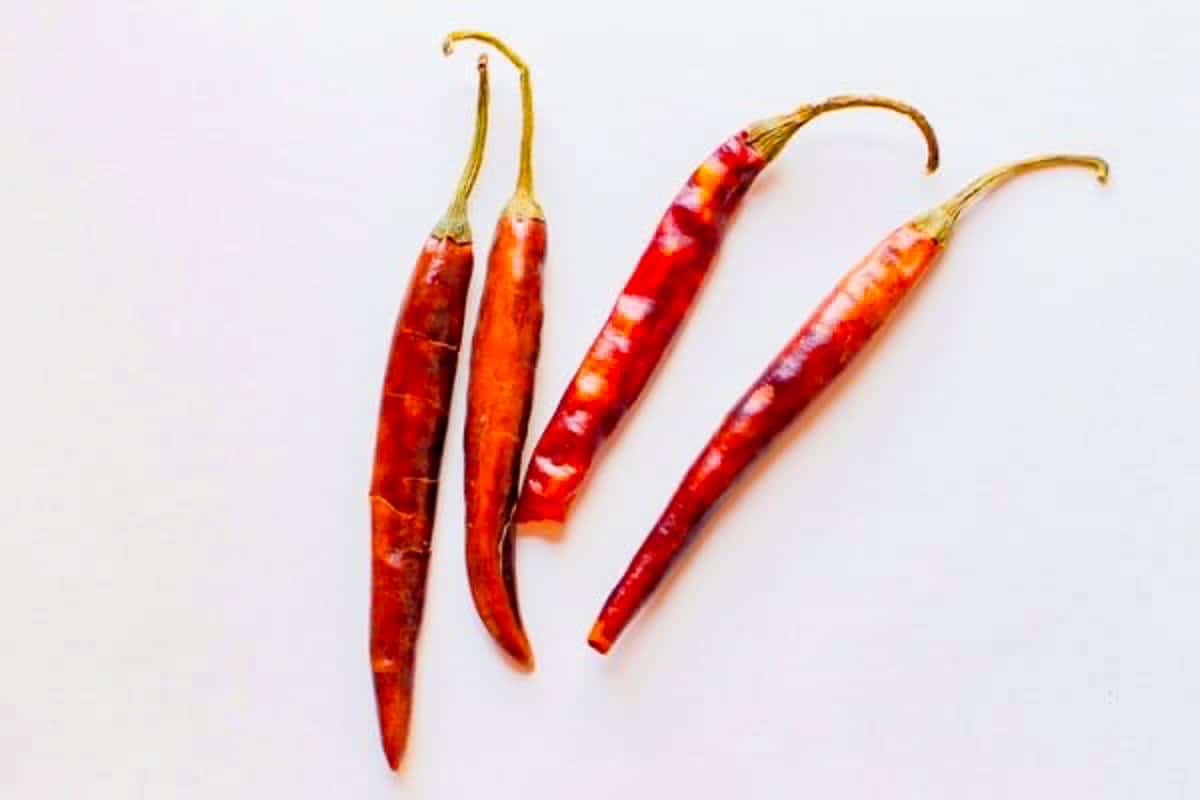 arbol peppers