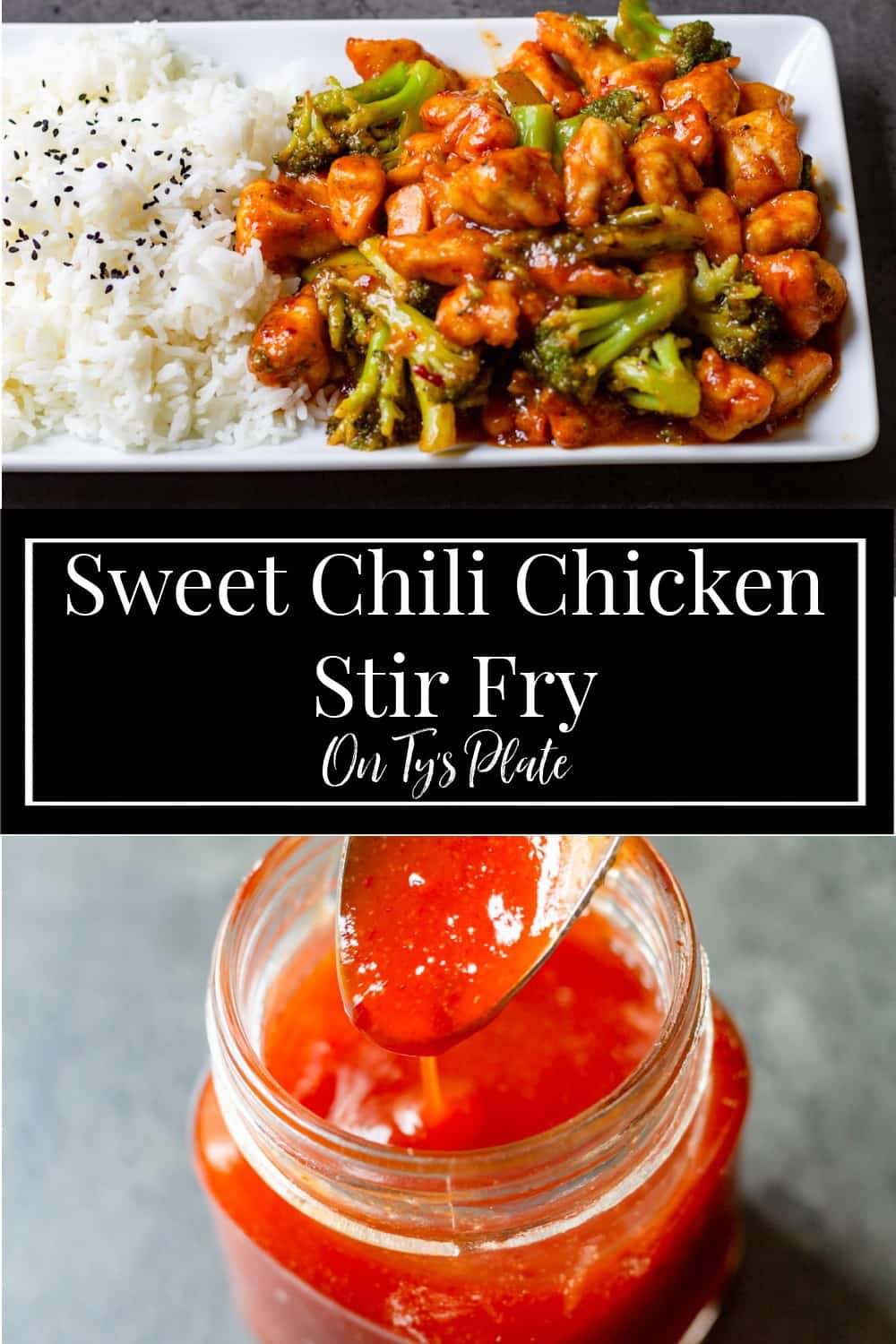 Sweet Chili Chicken Stir Fry