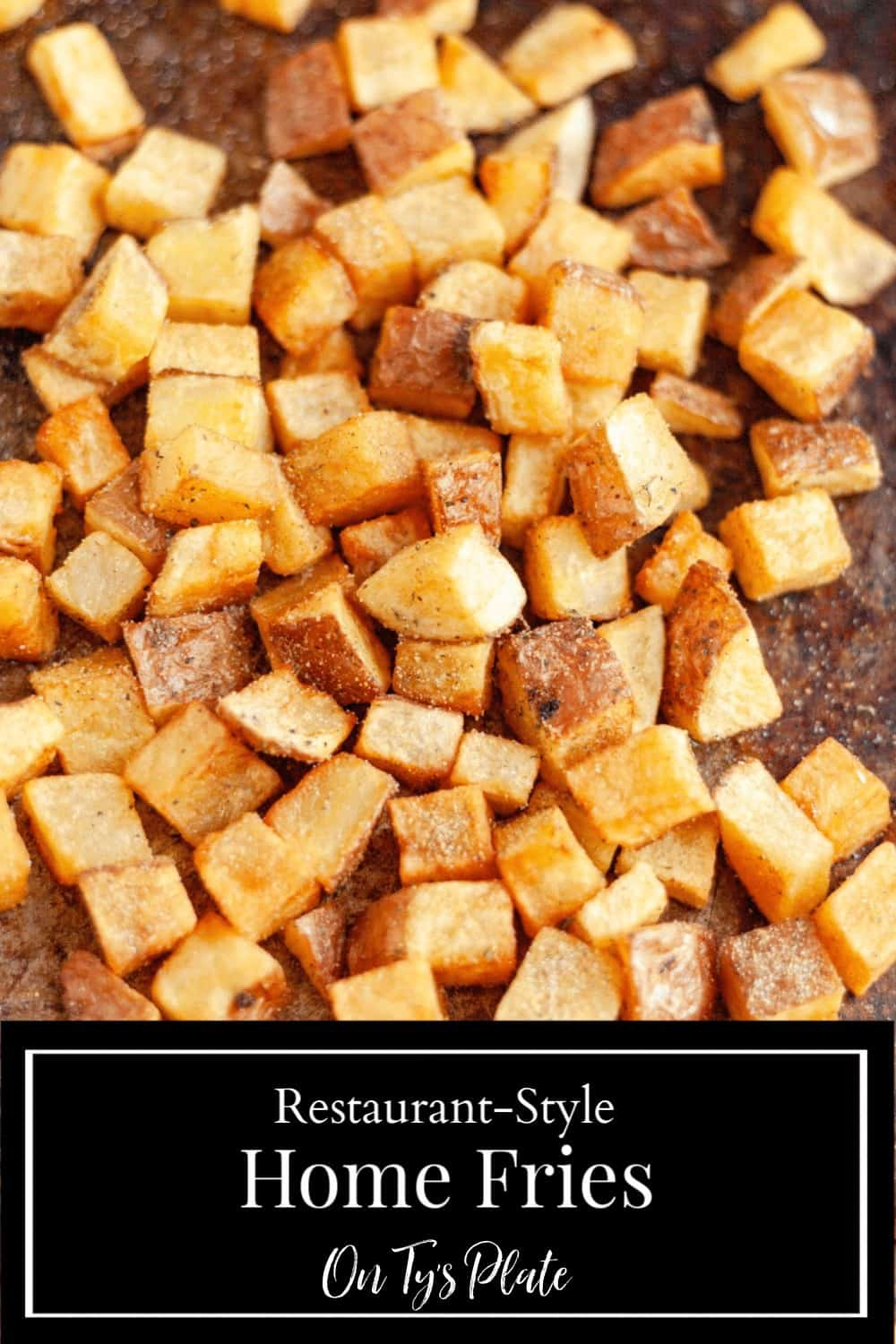 Restaurant-Style Home Fries