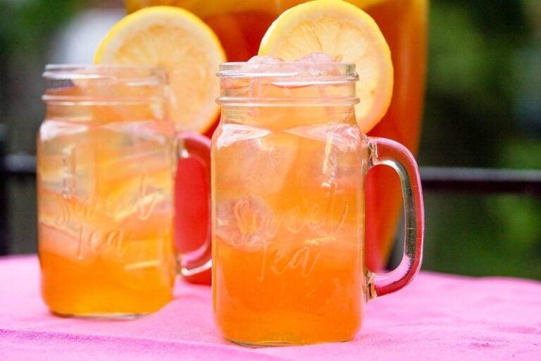 Lemonade Iced Tea (Baltimore Half and Half)