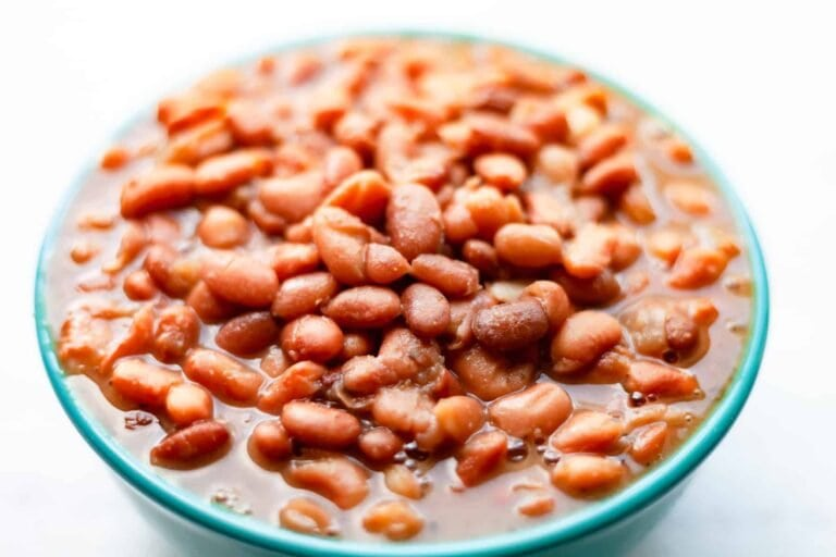 Pinto Beans From Scratch
