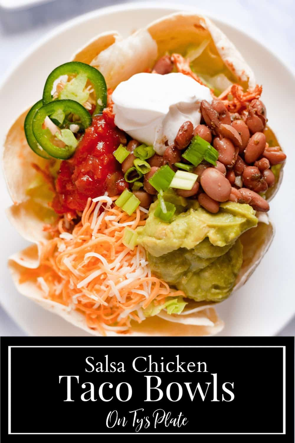 Instant Pot Salsa Chicken