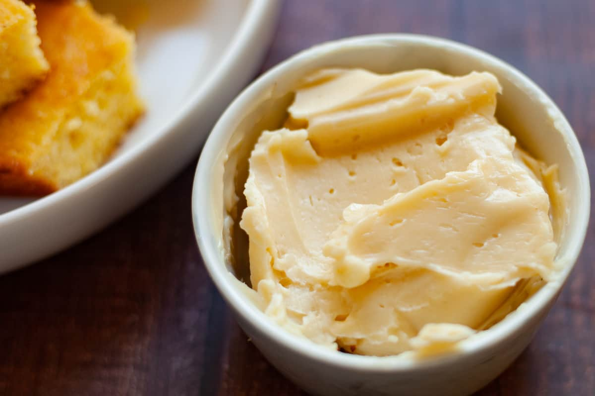 vanilla honey butter