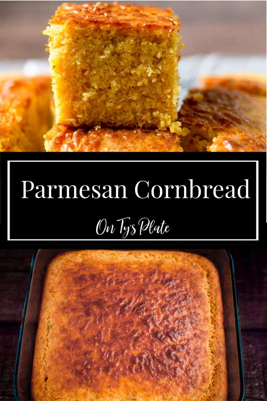Parmesan Cornbread