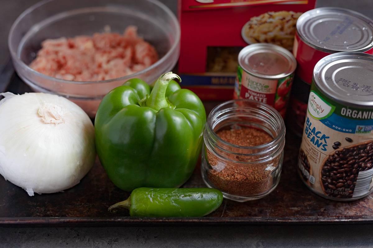 chicken lasagna ingredients