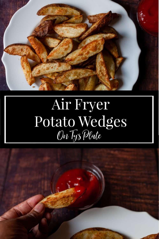 Crispy Seasoned Potato Wedge