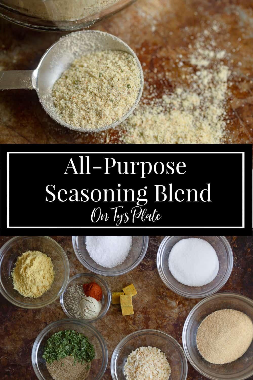 All-Purpose Seasoning Blend