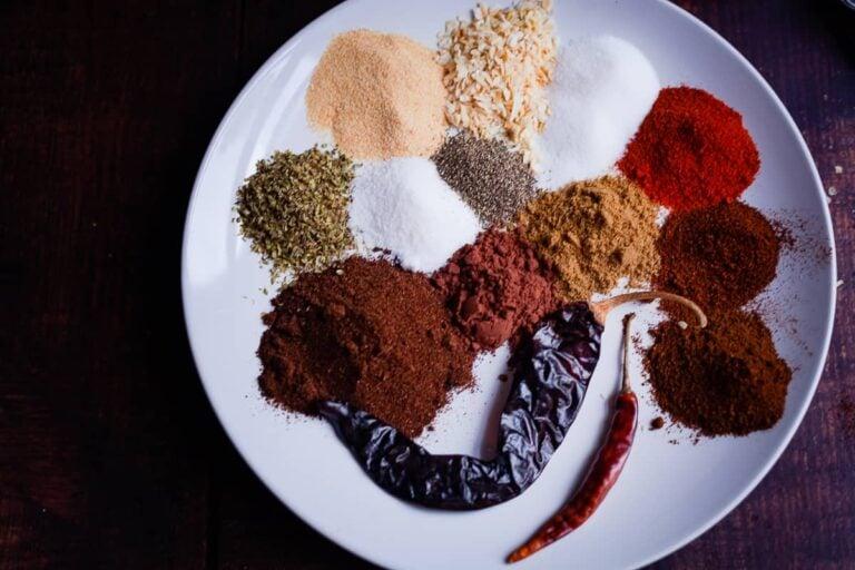 The Best Homemade Chili Seasoning
