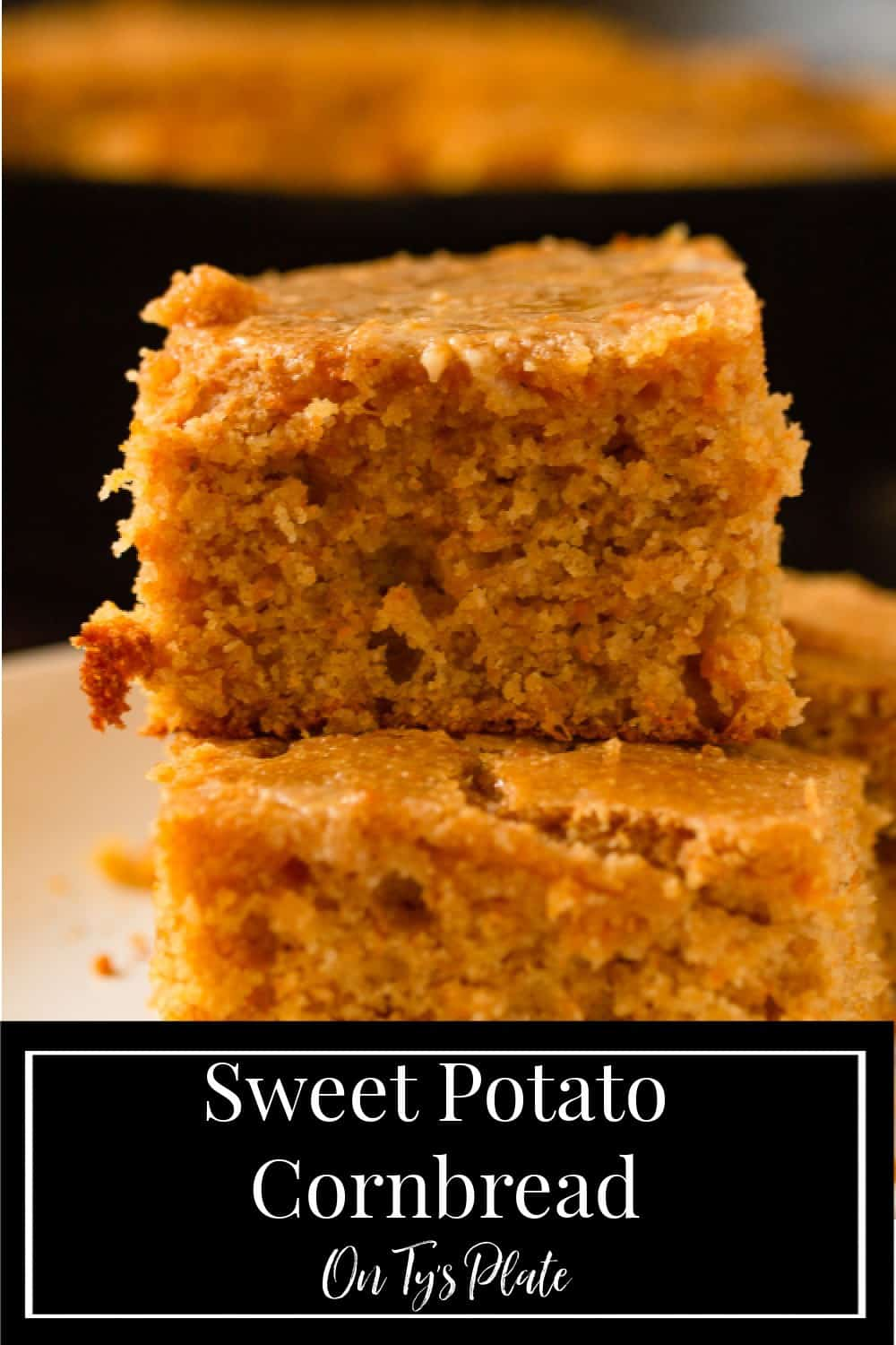 Brown Sugar Sweet Potato Cornbread