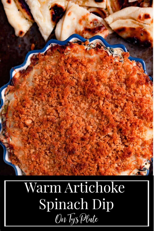Warm Artichoke Spinach Dip