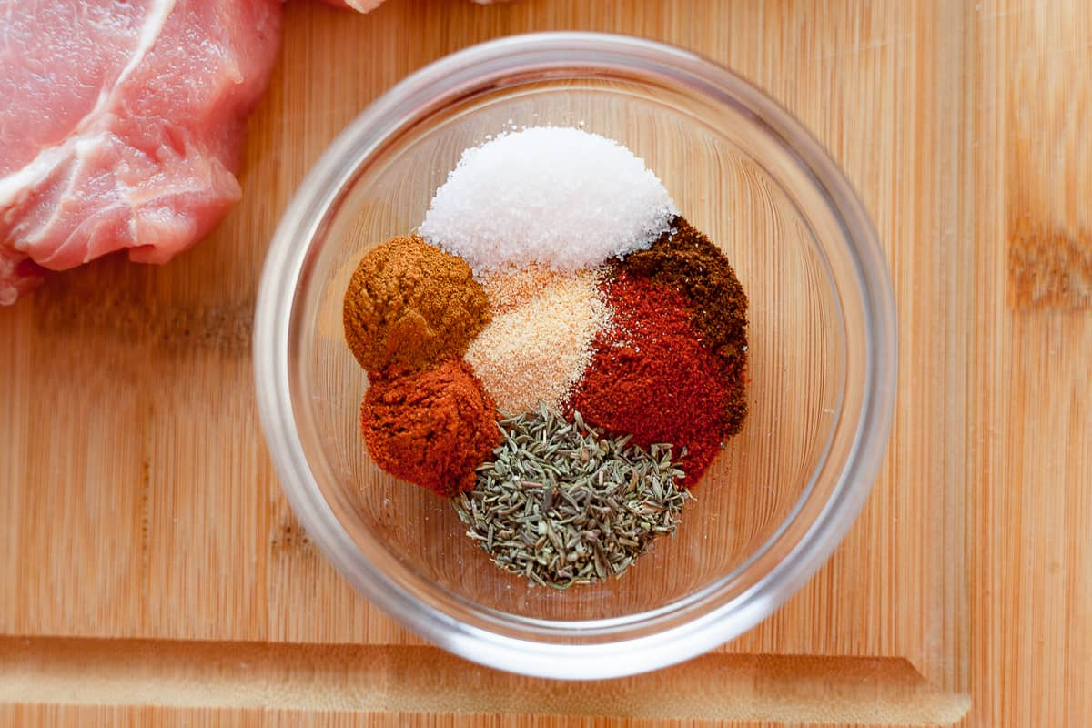chili spice rub seasonings