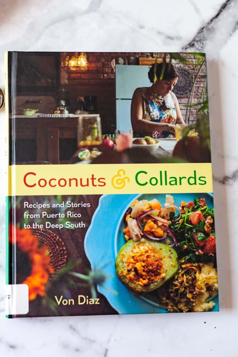 Cookbook by Von Diaz