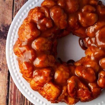 monkey bread ring