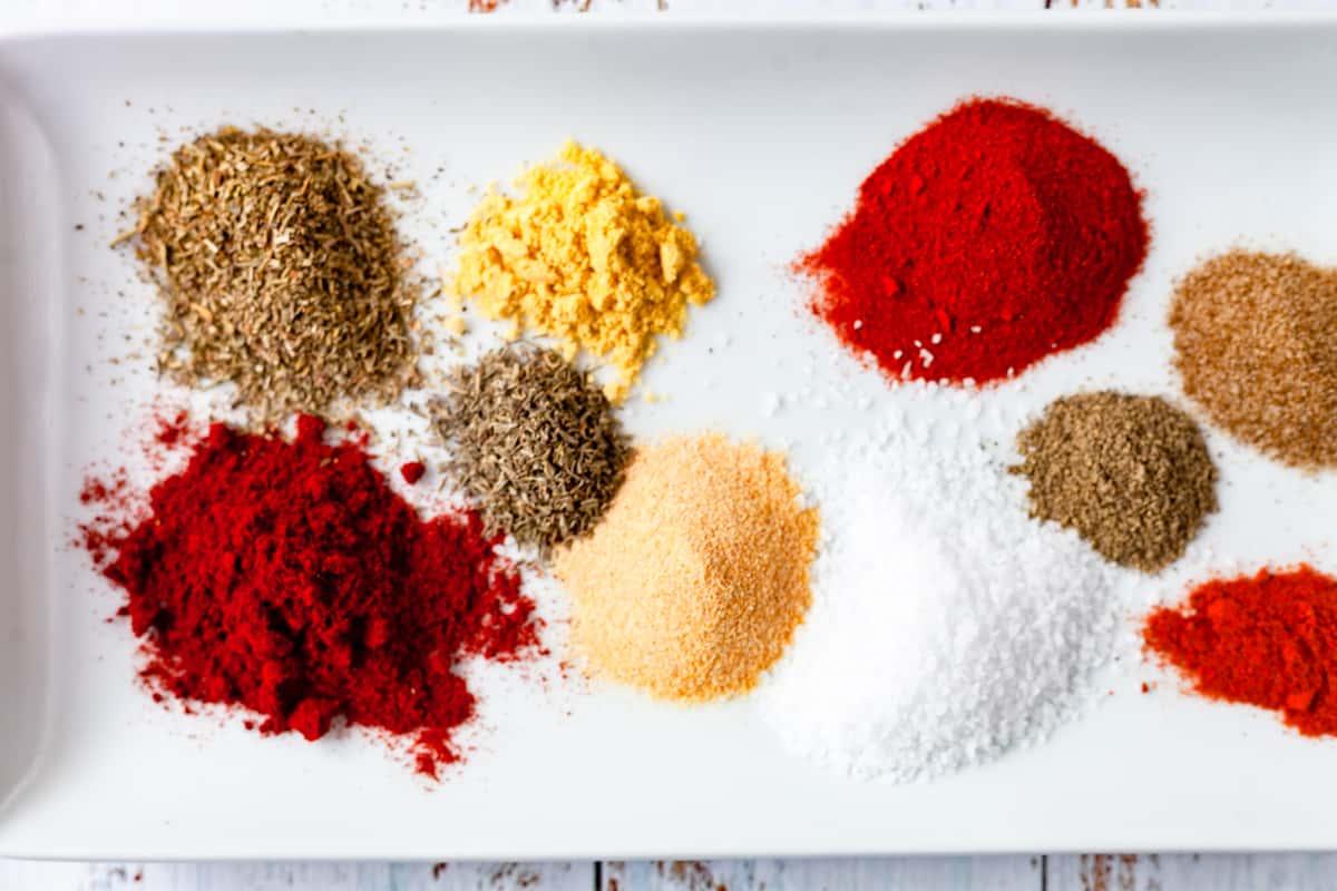 cajun creole spices
