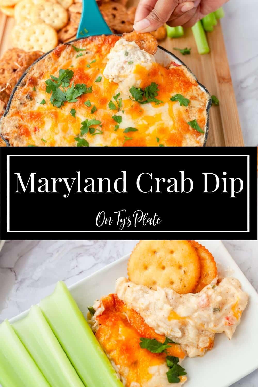 Maryland Crab Dip