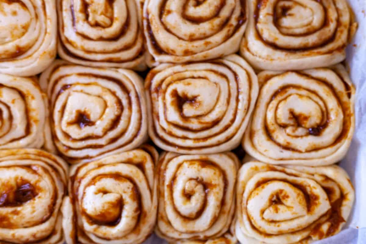pumpkin butter sweel rolls