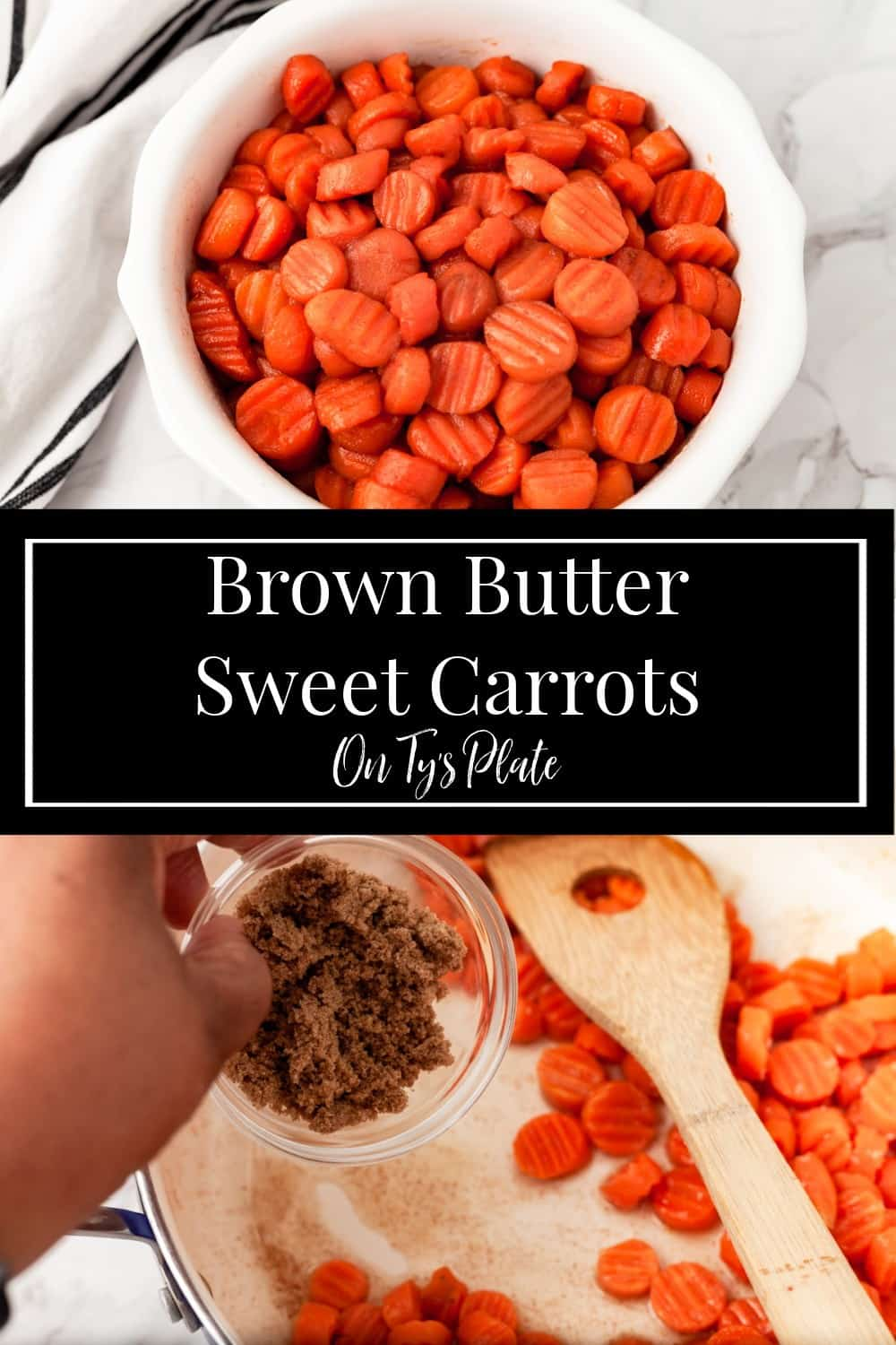Brown Butter Sweet Carrots
