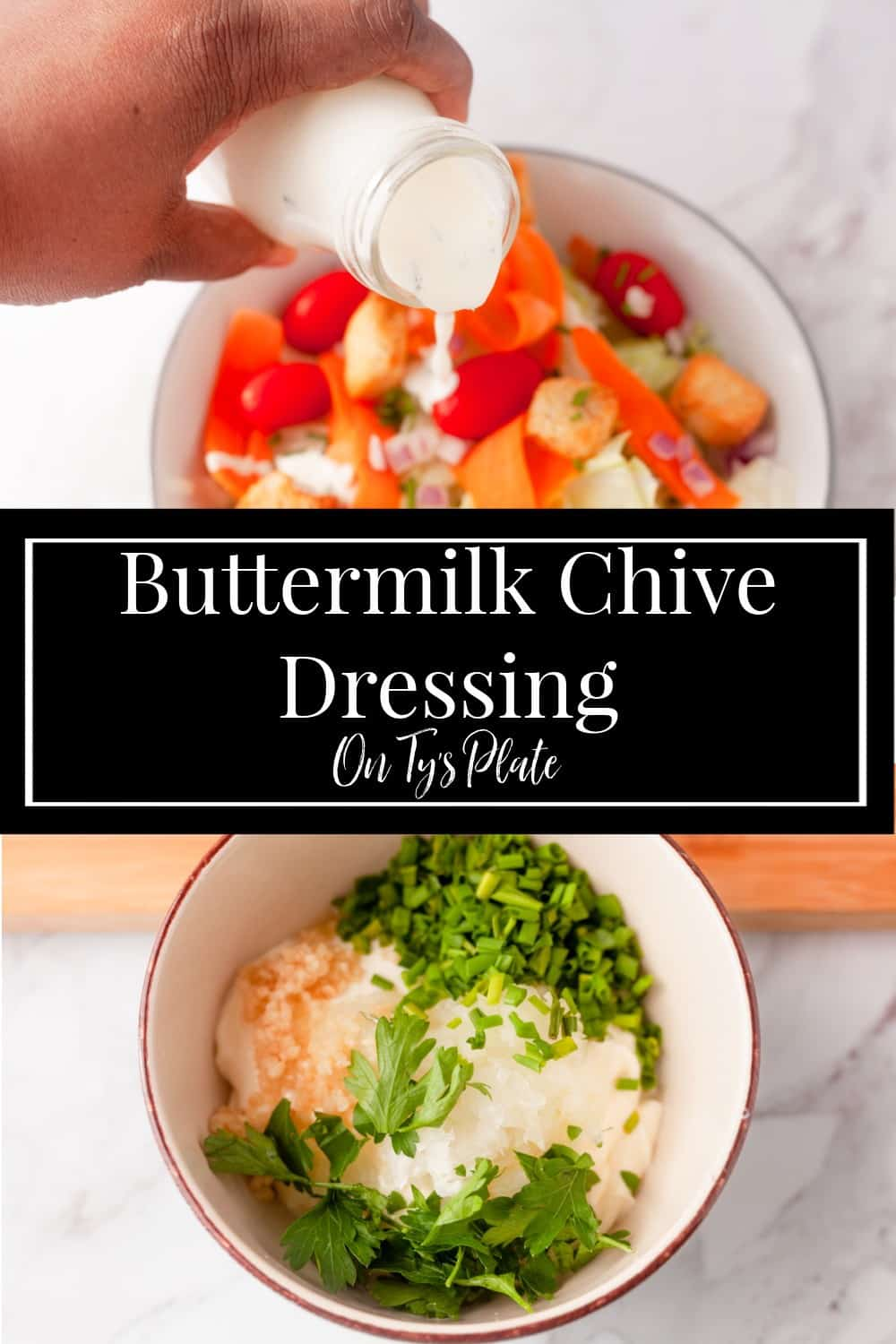 Buttermilk Chive Dressing
