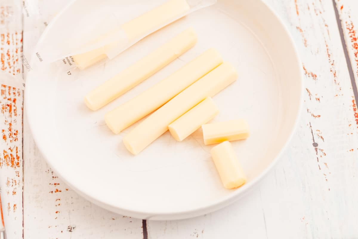 reduced-fat string cheese sticks